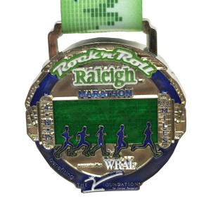2015 Rock n Roll - Raleigh Marathon