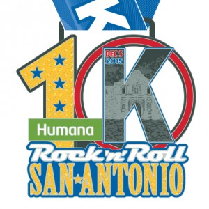2015 Rock n Roll - San Antonio 10k