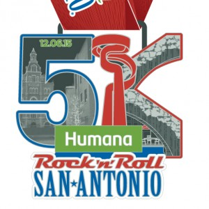 2015 Rock n Roll - San Antonio 5k
