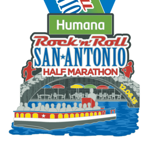 2015 Rock n Roll - San Antonio Half