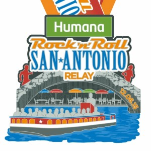 2015 Rock n Roll - San Antonio Relay