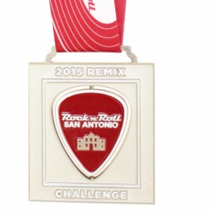 2015 Rock n Roll - San Antonio Remix Medal