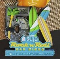 2015 Rock n Roll - San Diego 5k