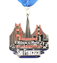 2015 Rock n Roll - San Francisco Half Marathon