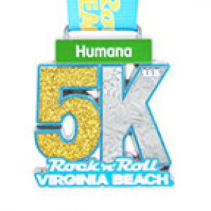 2015 Rock n Roll - Virginia Beach 5k