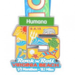 2015 Rock n Roll - Virginia Beach Half