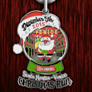 2015 Santa Monica-Venice Christmas Run