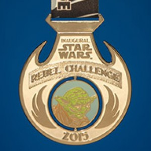 2015 Star Wars Rebel Challenge (Front)