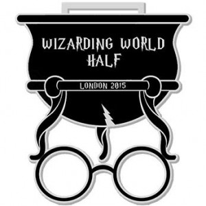 2015 Wizarding World Half Virtual Race