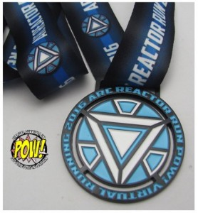 2016 Arc Reactor Run