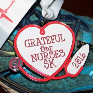 2016 Grateful for Nurses 5K