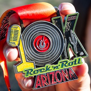 2016 Rock n Roll - Arizona 10k