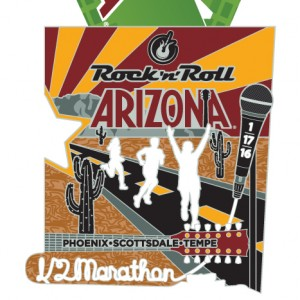 2016 Rock n Roll - Arizona Half