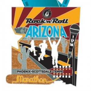 2016 Rock n Roll - Arizona Marathon
