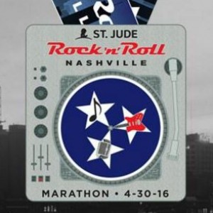 2016 Rock n Roll - Nashville Marathon
