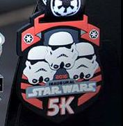 2016 Star Wars Darkside 5k