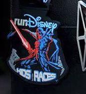 2016 Star Wars Darkside Kid Races