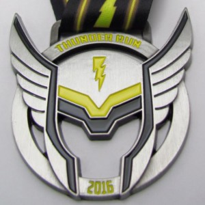 2016 Thunder Run POW Virtual Running UK
