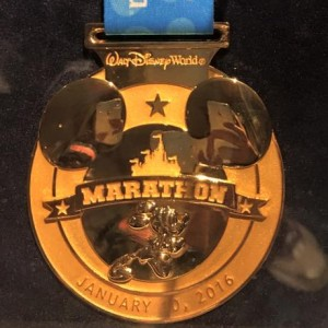 2016 Walt Disney World Marathon