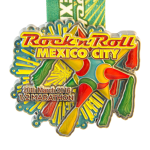 2016 Rock n Roll - Mexico City Half