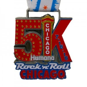 2016 Rock n Roll - Chicago 5k 16072016 Rock n Roll Marathon Series