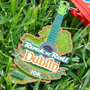 2016 Rock n Roll - Dublin 10k