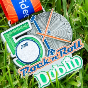2016 Rock n Roll - Dublin 5k
