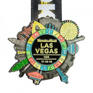 2016 Rock n Roll - Las Vegas 10k