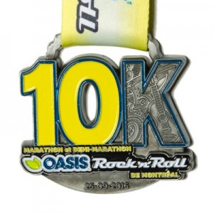 2016 Rock n Roll - Montreal 10k