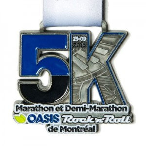 2016 Rock n Roll - Montreal 5k