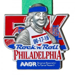 2016 Rock n Roll - Philadelphia 5k