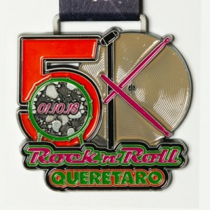 2016 Rock n Roll - Queretaro 5k