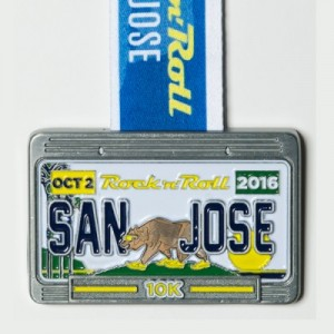 2016 Rock n Roll - San Jose 10k