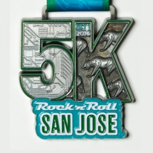 2016 Rock n Roll - San Jose 5k