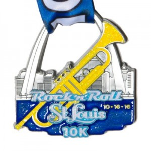 2016 Rock n Roll - St Louis 10k