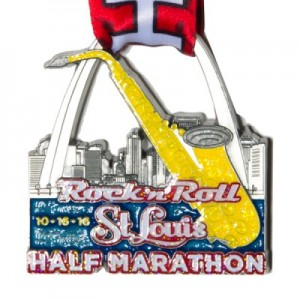 2016 Rock n Roll - St Louis Half Marathon