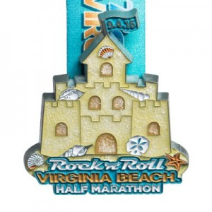 2016 Rock n Roll - Virginia Beach Half Marathon