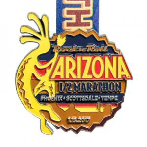 2017 Rock n Roll - Arizona Half Marathon