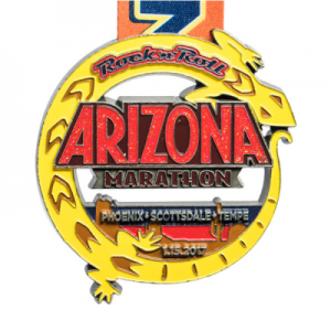 2017 Rock n Roll - Arizona Marathon