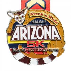 2017 Rock n Roll - Arizona Marathon 5k