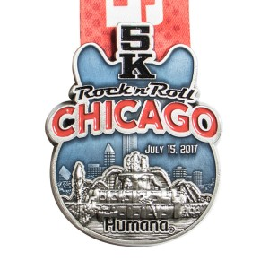 2017 Rock n Roll - Chicago 5k