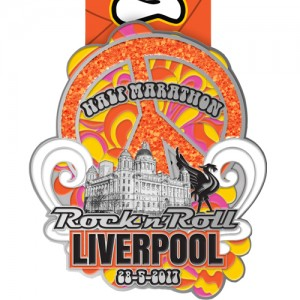 2017 Rock n Roll - Liverpool Half Marathon