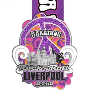 2017 Rock n Roll - Liverpool Marathon