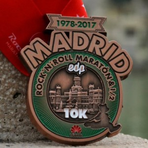 2017 Rock n Roll - Madrid 10k