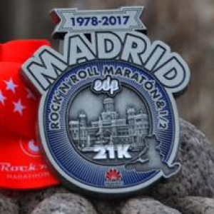 2017 Rock n Roll - Madrid Half Marathon
