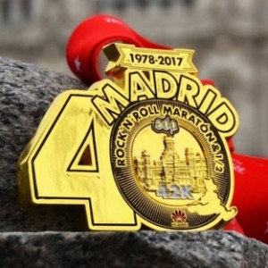 2017 Rock n Roll - Madrid Marathon