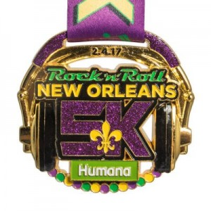 2017 Rock n Roll - New Orleans 5k