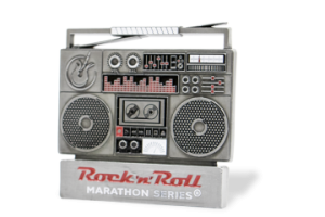 2017 Rock n Roll - Running Tracks  Boombox Virtual
