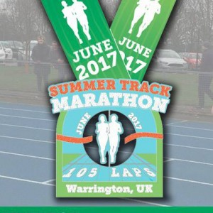 2017 Warrington Summer Track Marathon