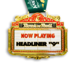 2015 Rock n Roll - Heavy Medal - Headliner
